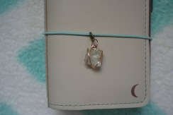 Crystal Charm made by yours truly